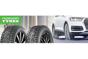 Зимние шины nokian по специальной цене в рассрочку. Обзор шин. Доставка и гарантия