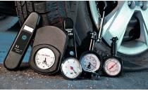 Измерение давления, риски недокачанных шин
