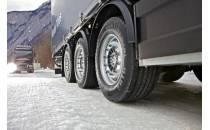 Шины на фуру - классификация грузовых шин