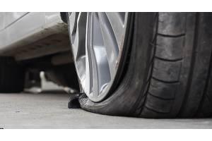 Разновидности и типы повреждений шин