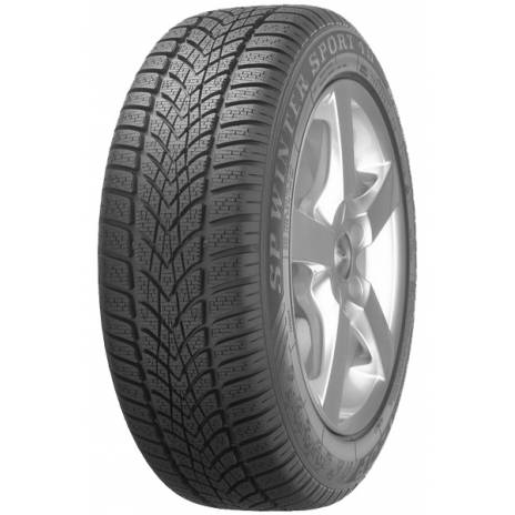 Шины Dunlop SP Winter Sport 4D 215/55 R16 93H