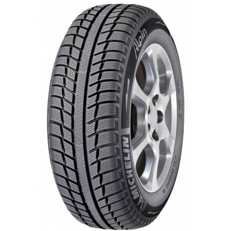 Шины Michelin Alpin A3 185/65 R14 86T