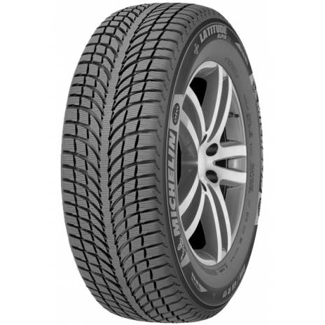 Шины Michelin Latitude Alpin LA2 235/60 R18 107H XL