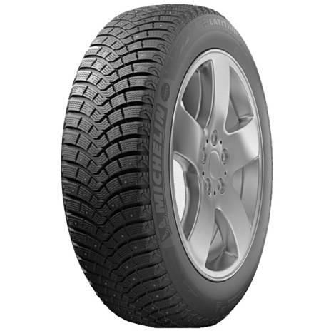 Шины Michelin Latitude X-Ice North 2+ 235/55 R18 104T XL шип