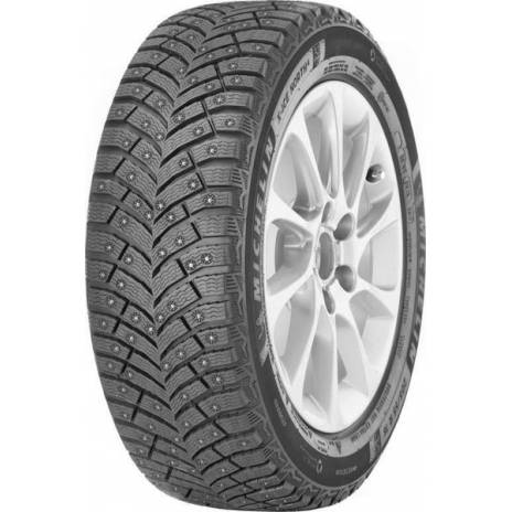 Шины Michelin X-Ice North XIN4 195/60 R15 92T шип